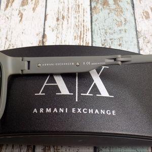 0e9f199c7f9e Armani Exchange Accessories - Armani Exchange AX4012 Folding Sunglasses  OLM145